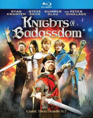 Knights of Badassdom Blu-ray Giveaway