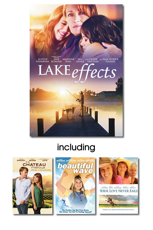 Anchor Bay's Lake Effects DVD Prize Pack Giveaway