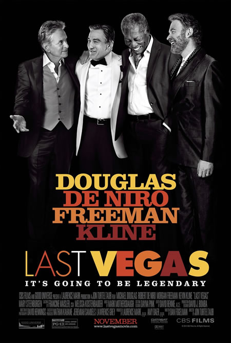 Last Vegas Movie Prize Pack Giveaway