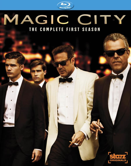 'Magic City: The Complete First Season' Blu-ray Giveaway