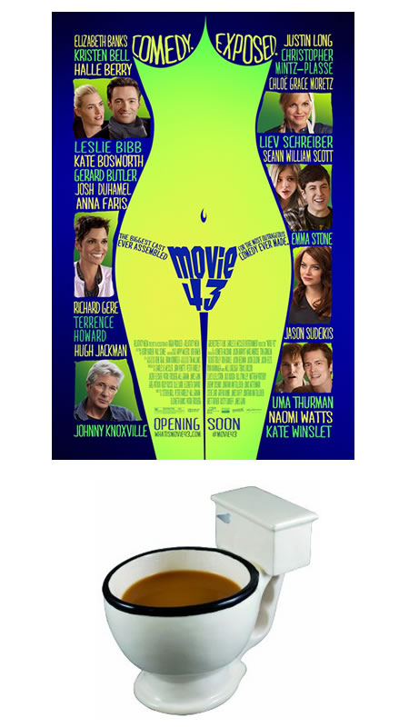 Movie 43 Prize Pack Giveaway