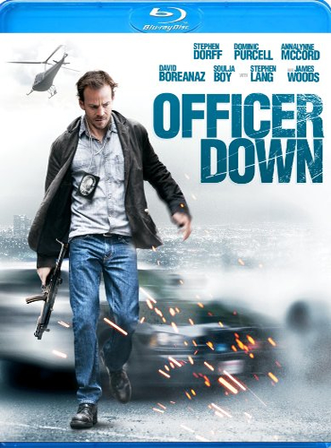 Officer Down Blu-ray Giveaway