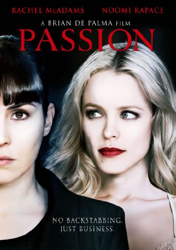 Passion Blu-ray Giveaway