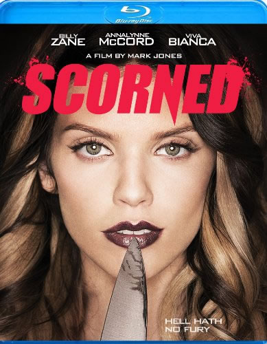 Scorned Blu-ray Giveaway