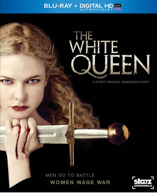 The White Queen Blu-ray Giveaway