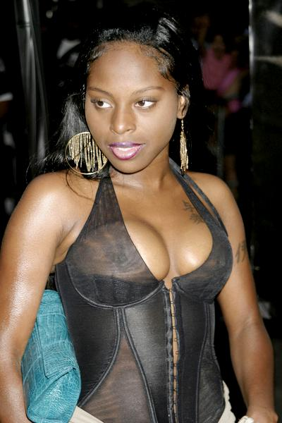 foxy brown nude