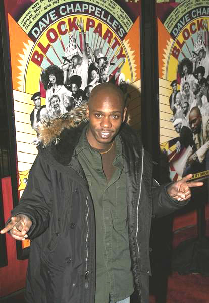 Dave Chappelle's Block Party New York City Premiere