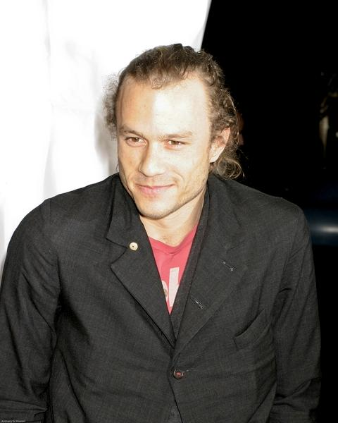 Heath Ledger Love Child