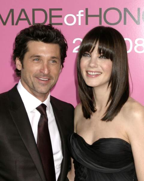 Patrick Dempsey, Michelle Monaghan<br>