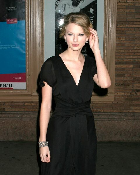 Taylor Swift<br>Glamour Magazine Honors the 2008 Women of the Year - Arrivals
