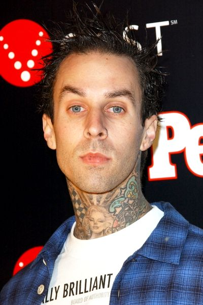 Travis Barker Tattooetgtgtfr