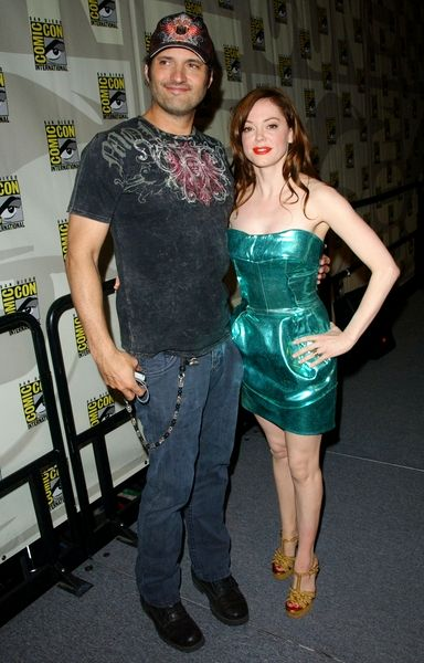 Rose McGowan, Robert Rodriguez