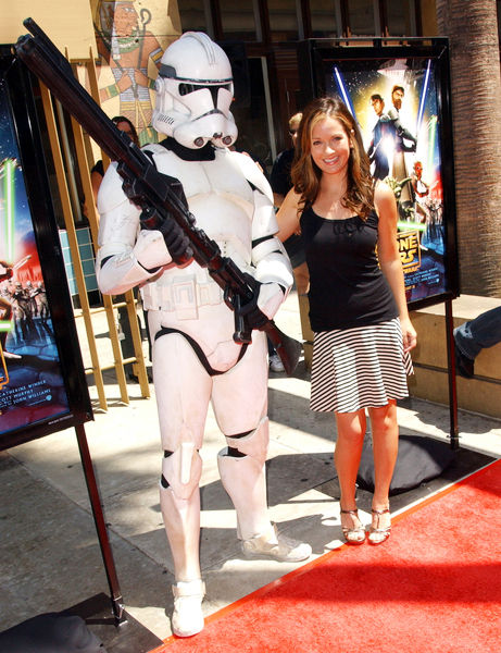 Star Wars: The Clone Wars U.S. Premiere - Arrivals