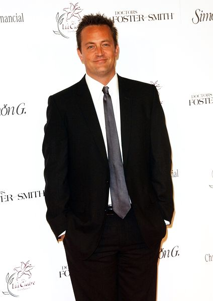 Matthew Perry<br>11th Annual Lili Claire Foundation Benefit Dinner & Concert Gala - Arrivals