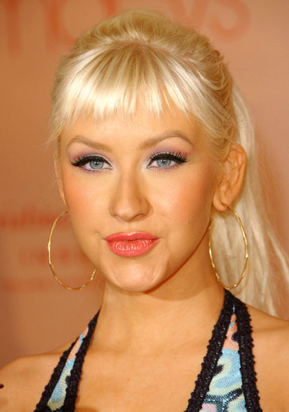 Christina Aguilera, Christina María Aguilera, Top Hollywood Selebrities, top hollywood sexy artist