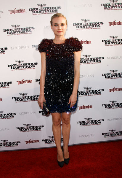 """Inglourious Basterds"" Los Angeles Premiere - Arrivals"