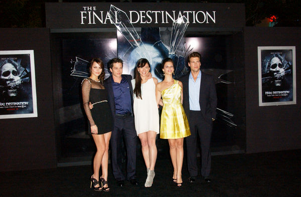 """The Final Destination"" World Premiere - Arrivals"