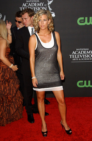 Laura Wright<br>36th Annual Daytime EMMY Awards - Arrivals