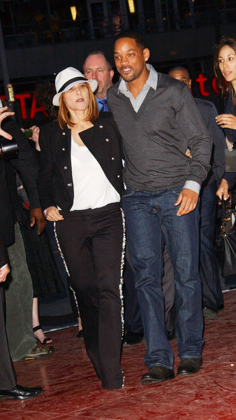 Will Smith, Amy Pascal<br>