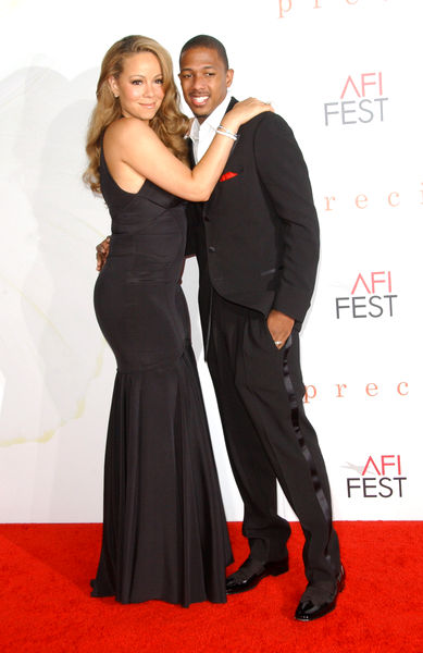 Mariah Carey, Nick Cannon<br>
