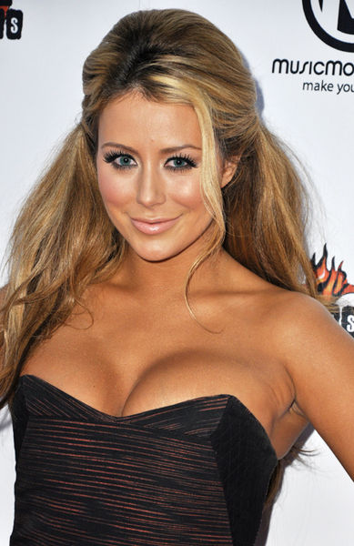 Aubrey O'Day<br>1st Annual MusicMogul Music Competition Hosted by Jason Kennedy at the House of Blues in Hollywood