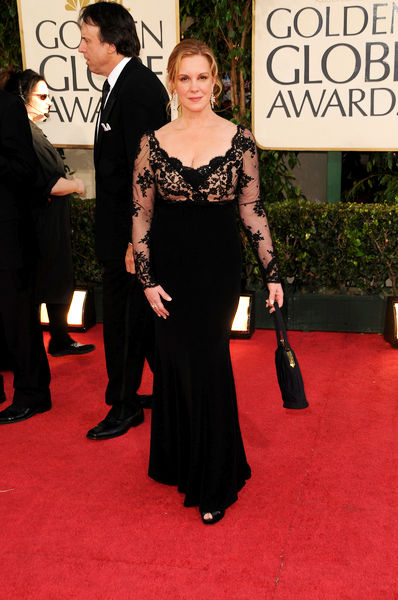 66th Annual Golden Globes - Arrivals