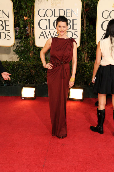 Julia Ormond<br>66th Annual Golden Globes - Arrivals