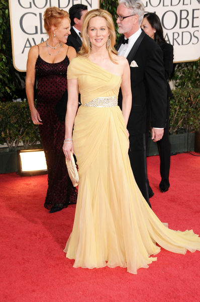 Laura Linney<br>66th Annual Golden Globes - Arrivals