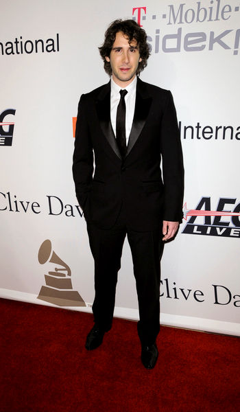 Josh Groban<br>51st Annual GRAMMY Awards - Salute to Icons: Clive Davis - Arrivals