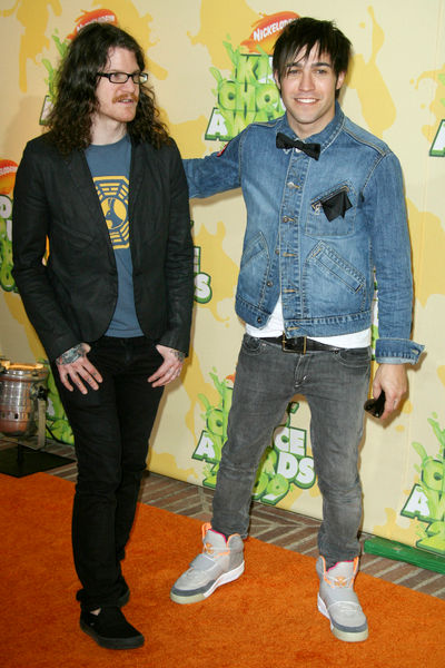 Fall Out Boy<br>Nickelodeon's 2009 Kids' Choice Awards - Arrivals