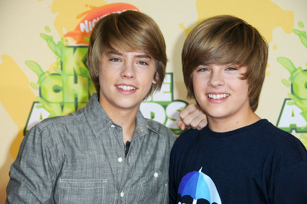 Dylan Sprouse, Cole Sprouse in