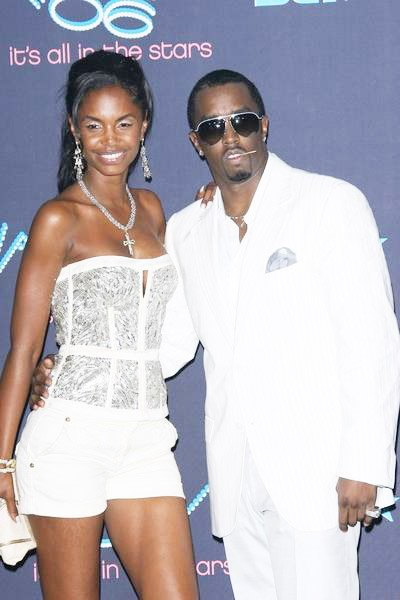 p diddy and kim porter twins