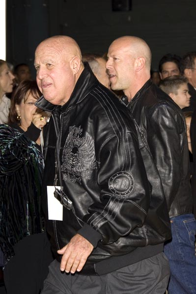 Bruce Willis<br>World Premiere of Rocky Balboa