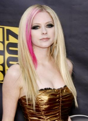 "Avril Lavigne has released the title track of her 2007 album ""The Best Damn"