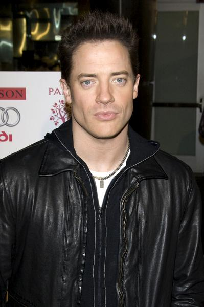 brendan fraser the mummy 1. Brendan Fraser Dating Actress