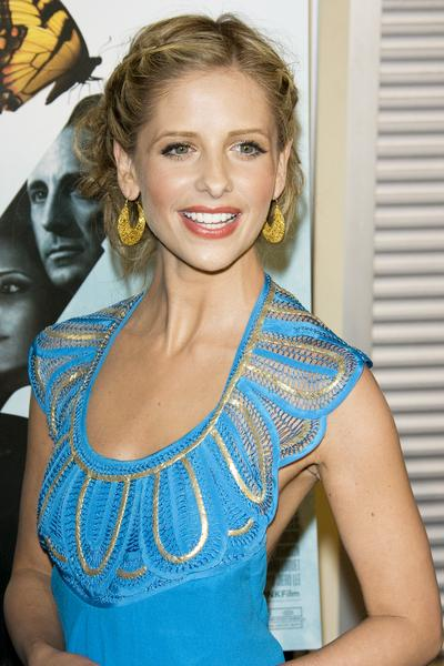 Sarah Michelle Gellar. See larger image. Photo credit: Chris Hatcher/PR ...