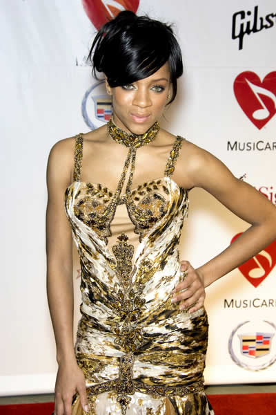 Lil Mama<br>2008 Musicares Person of the Year Benefit - Arivals