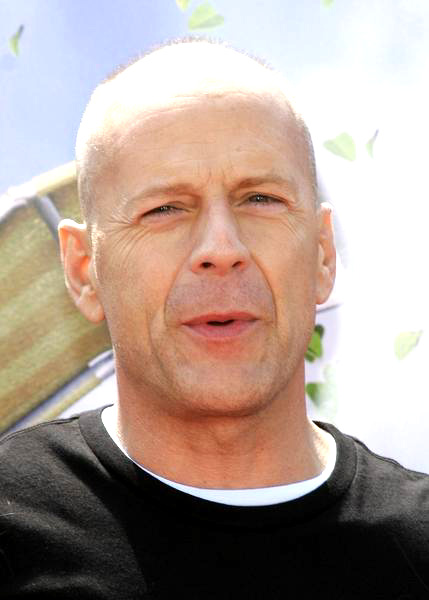 Bruce Willis<br>Over The Hedge Los Angeles Premiere