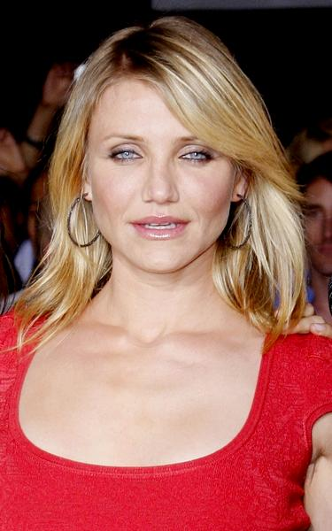cameron diaz short haircut. Cameron Diaz