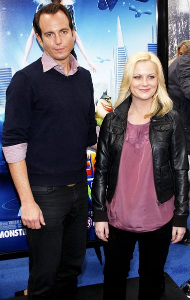 will arnett and amy poehler. Will Arnett, Amy Poehler