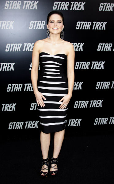 """Star Trek"" Los Angeles Premiere - Arrivals"