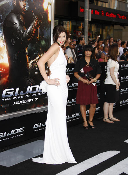 """G.I. Joe: Rise of Cobra"" Los Angeles Premiere - Arrivals"