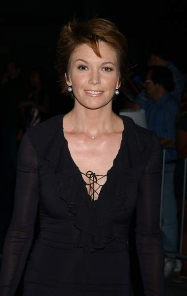 Diane Lane<br>In The Valley of Elah - Movie Premiere - Arrivals