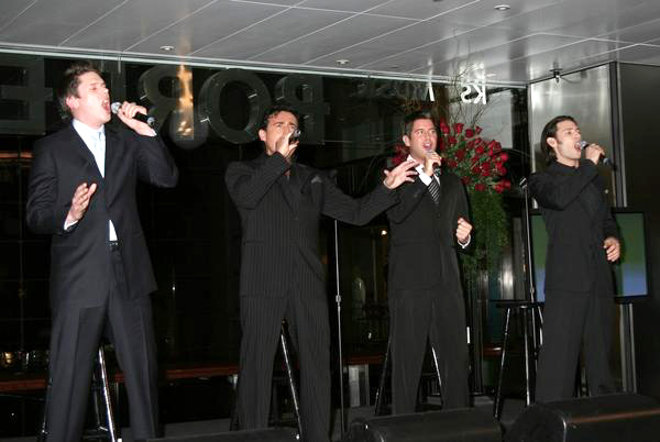 Il Divo<br>Il Divo Performance and Signing of Their New CD Ancora