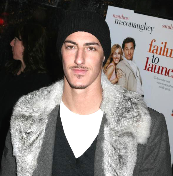 Eric Balfour<br>Failure To Launch New York Premiere - Arrivals