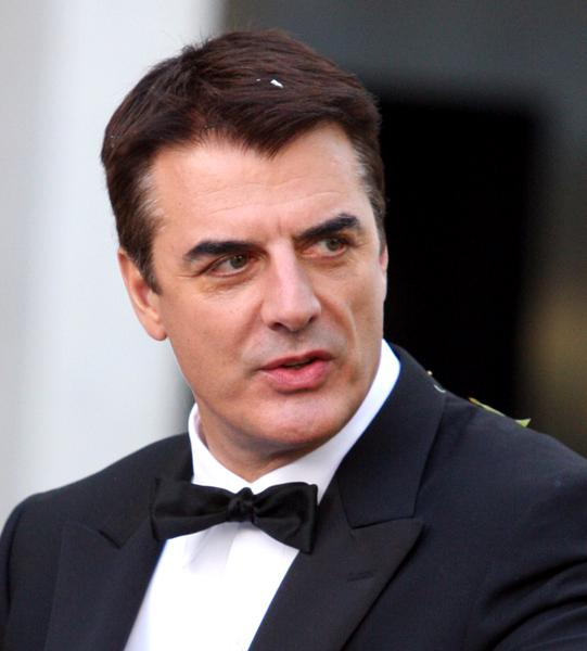 Chris Noth has become a father for the first time Friday, January 18 when ...
