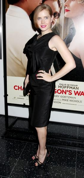 """Charlie Wilson's War"" New York City Premiere - Arrivals"
