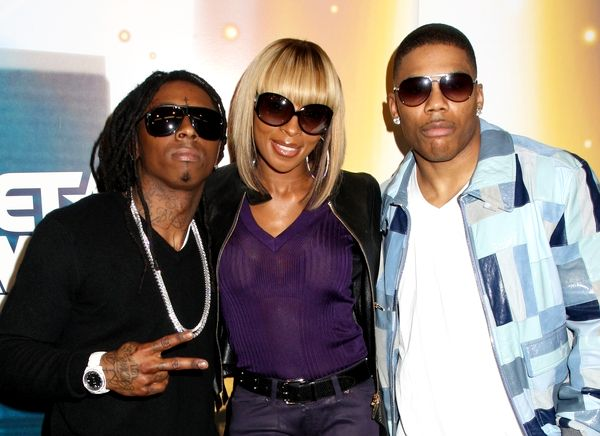 Lil Wayne, Mary J. Blige, Nelly