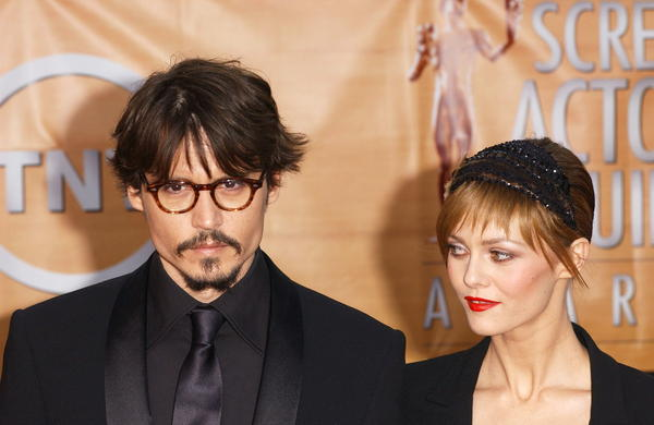 johnny depp and vanessa paradis pictures. Johnny Depp, Vanessa Paradis