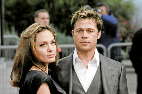 brad pitt and angelina jolie kids. Brad Pitt, Angelina Jolie